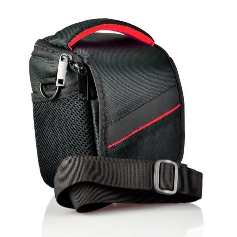 Universal Camera <font><b>Case</b></font> Bag For <font><b>Canon</b></font> G12,G15,G16,<font><b>G1X</b></font>,<font><b>G1X</b></font> Mark II,SX50HS SX40 SX30 SX20 SX510 SX500IS G7X SX700 SX710 Eos M/M2/M3 image