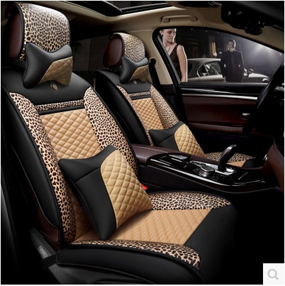 High quality free shipping full set car seat covers for for Mercedes benz car seat cushion