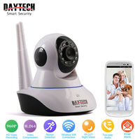 DAYTECH WiFi Camera IP 960P Home Security Camera Wi Fi P2P Two Way Audio IR Night