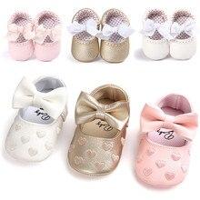 Милый Бант; милое и удобное детское платье с бантом; кроссовки; нескользящая Мягкая подошва для малышей; F5