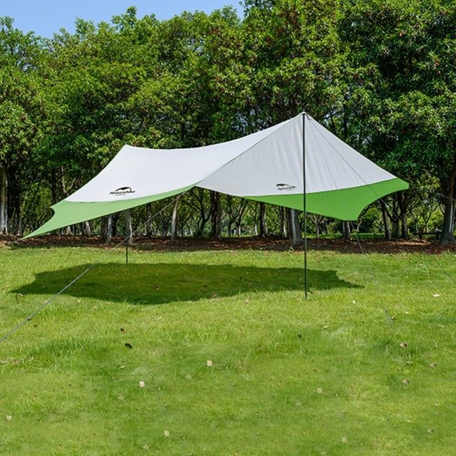 Outdoor Waterproof C&ing Sun Shelter Beach Tent UV Protection For Family 4-8 Person & Outdoor Waterproof Camping Sun Shelter Beach Tent UV Protection ...