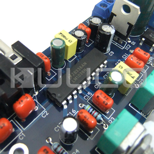 Image 4 - Low Pass Filter Audio Amplifiers Tone Board Power Controller Subwoofer Circuit Design Board Audio Control Module-in Furniture Accessories from Furniture