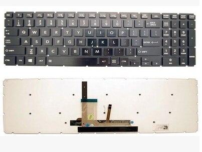 FOR Toshiba Satellite s55-C s55D-C s55t-C Keyboard Backlit Latin Spanish Teclado