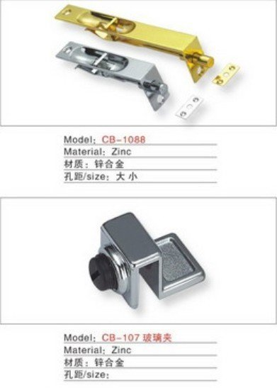 Best selling Zinc Alloy Kitchen Cabinet Furniture Handle
