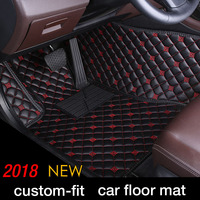 Custom fit Right hand drive/Left hand drive Car Floor Mats For Mercedes Benz GLE400 GLE450 only Driver's seat new Car floor Mat