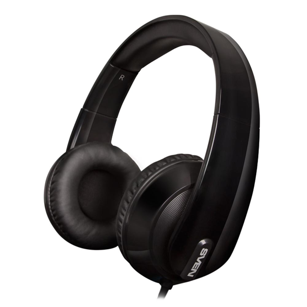 Consumer Electronics Portable Audio & Video Earphones & Headphones SVEN SV-0410945MVBK headphones jabra consumer rox black wireless