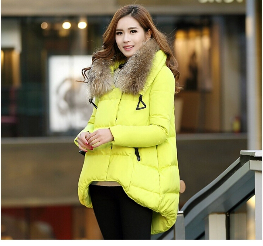 Aliexpress.com : Buy European New Fashion Women Winter Coat Heavy ...