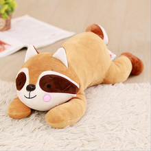 New Style Cute Foxes Doll Plush Toys Stuffed Animal Foxes Doll Toy Soft Plush Pillow Children Soothe Doll Toys fleet foxes fleet foxes crack up 2 lp