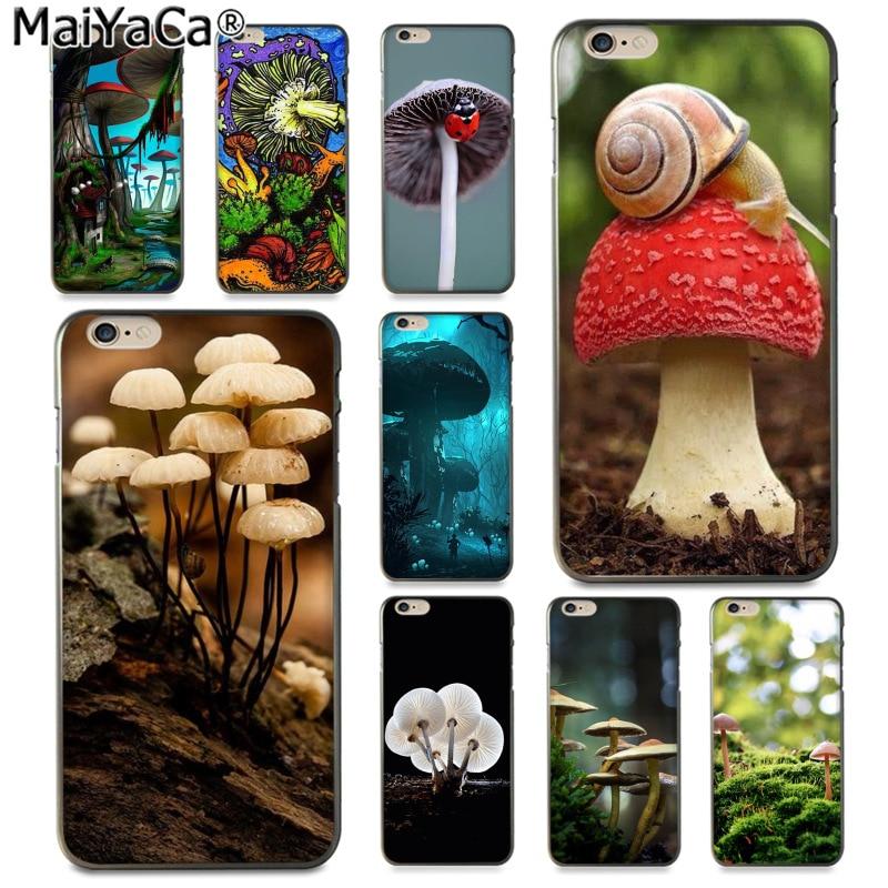 Mushroom Pizza Pattern iPhone 11 case