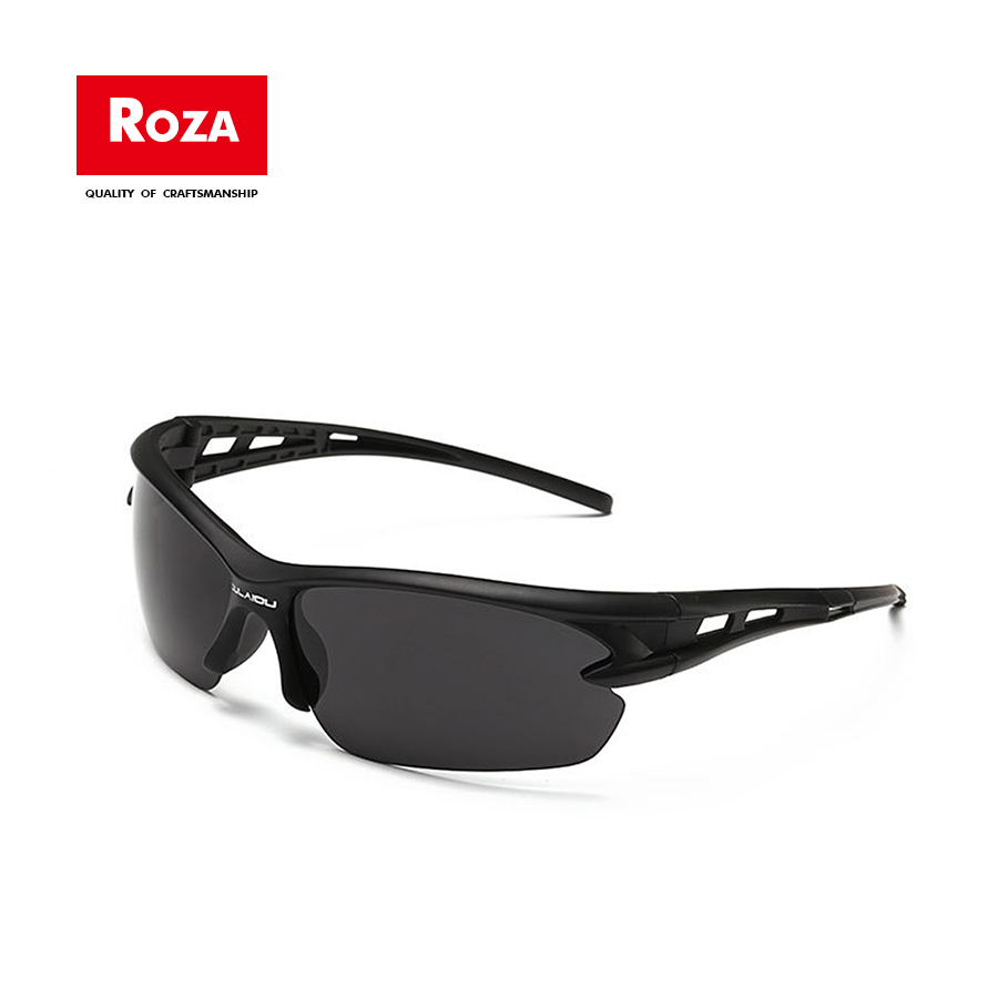 Roza Sunglasses Outdoor Windproof Impact Resistance Glasses Night Vision  Unisex UV400 Work Glasses RZ0676