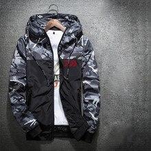 Осенняя уличная куртка с капюшоном для рыбы, ветровка, светоотражающая одежда для рыбалки, анти-УФ, походная одежда для кемпинга, одежда для рыбалки