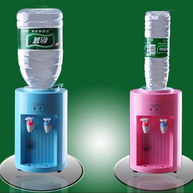 Mini Hot Drink Machine Electric Cooling Heater Drink Water Dispenser Desktop Energy Saving Household Water Boiler