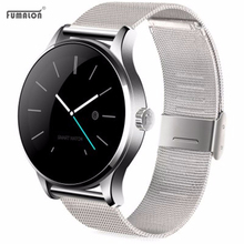 K88H Smart Watch Track Wristband MTK2502 Bluetooth K88H Smartwatch Heart Rate Monitor Pedometer Dialing For Android IOS