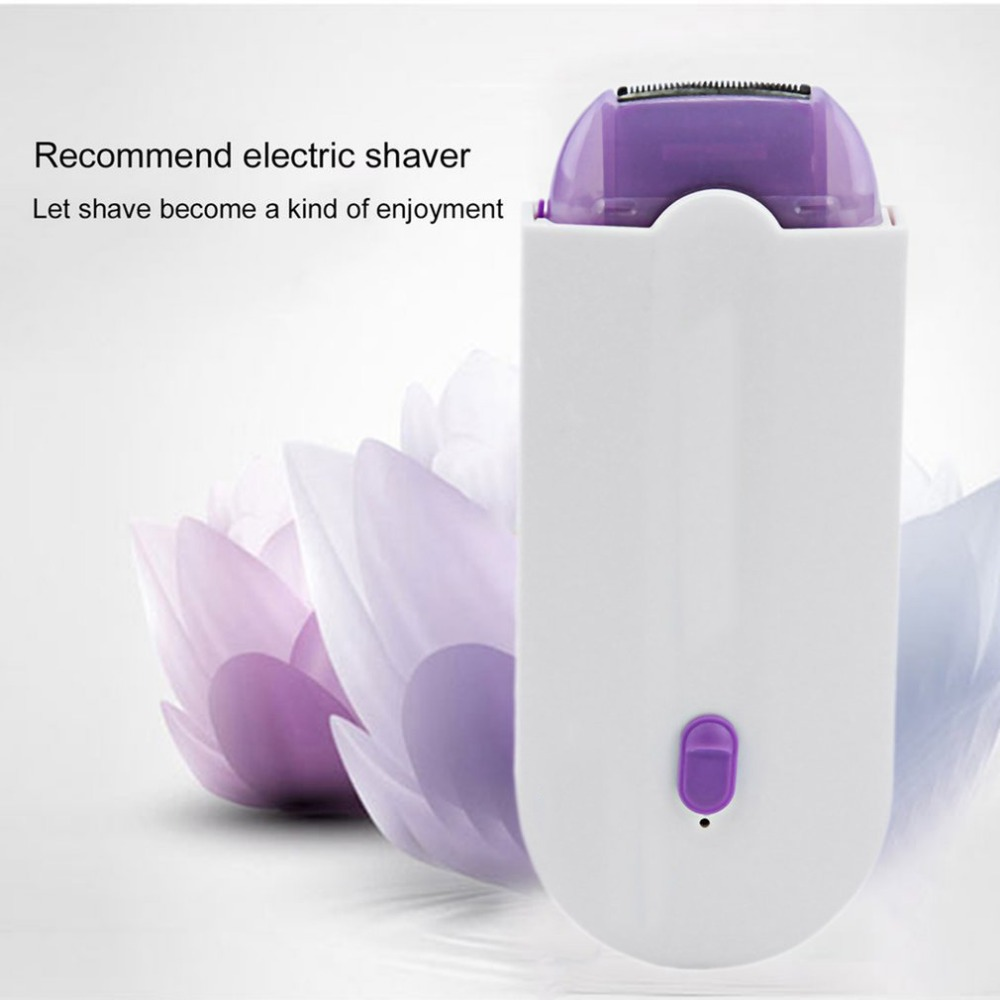 Razor Epilator Rechargeable high quality Hair Remover Instant Pain Free Laser Sensor Light Safely Hair Removal Tools