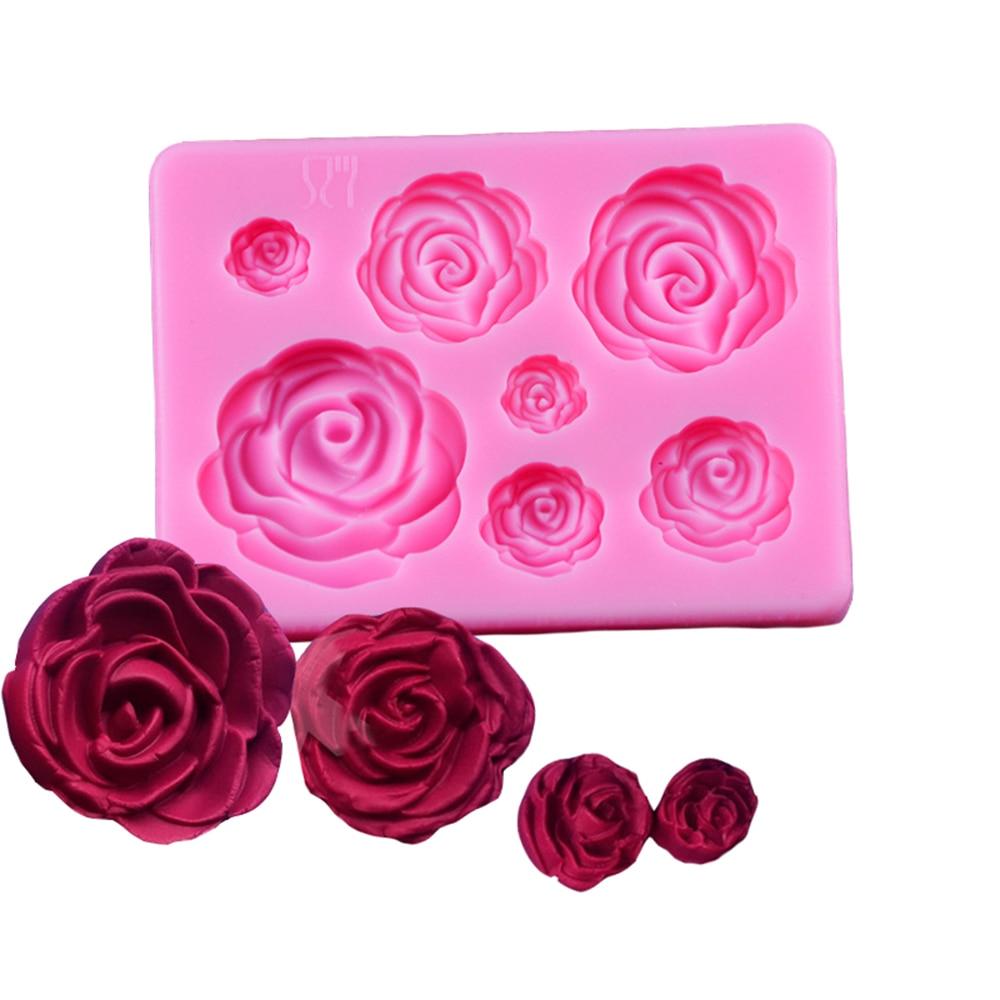 3D-Silicone-Mold-Rose-Flower-Sugarcraft-silicone-mold-fondant-mold-cake-decorating-tools-chocolate-gumpaste-mold (2)