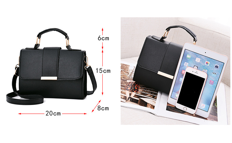 Summer Fashion Women Bag Leather Handbags PU Shoulder Bag Small Flap Crossbody Bags for Women Messenger Bags At Cheap Price 2