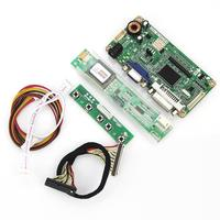 VGA DVI For B154EW02 V7 LP154WX4 TLC3 M R2261 M RT2281 LCD LED Controller Driver Board