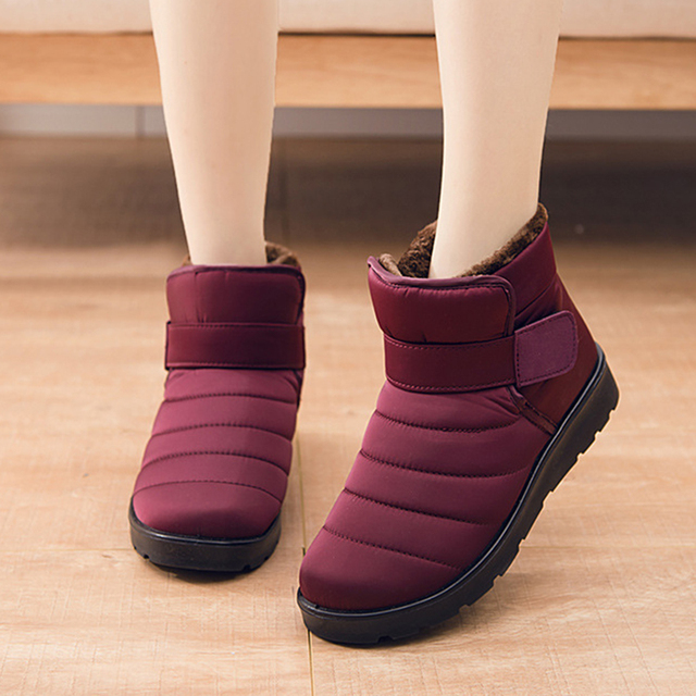 0a2e8d16277 Women Shoes 2018 Fashion High Top Women Boots Autumn Winter Ankle Boot  Female Increasing Bota Feminina