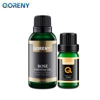 Rose Essential Oil 30ML Clove Essential Oil 10ML