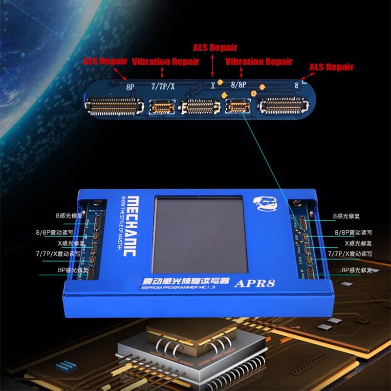 lcd light sensor repair