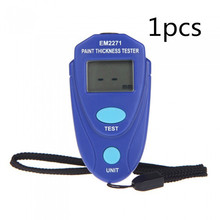 High Quality Retail Package Digital Mini Car Painting Thickness Tester Paint Thickness Meter Automotive Coating Thickness Gauge