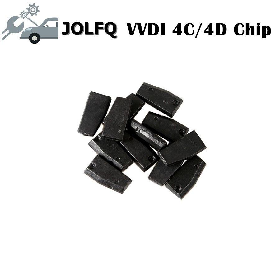 Good feedback 30pcs lot 4D 4c Chip for Xhorse VVDI VVDI2 Key Tool Car Key Copy