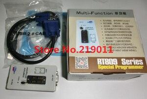 Image 3 - Programador RT809F LCD ISP con 8 adaptadores + clip de prueba sop8 + placa ICSP/cable ISP