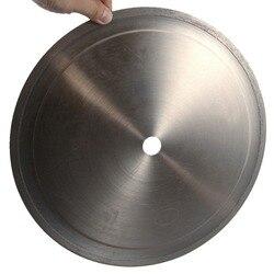 14 zoll 350mm GESINTERTE Diamant Lapidar Sägeblatt Kreisförmigen Klingen Schneiden Stein Werkzeuge Arbor 1 1- 1/4 für Edelstein Achat Rock
