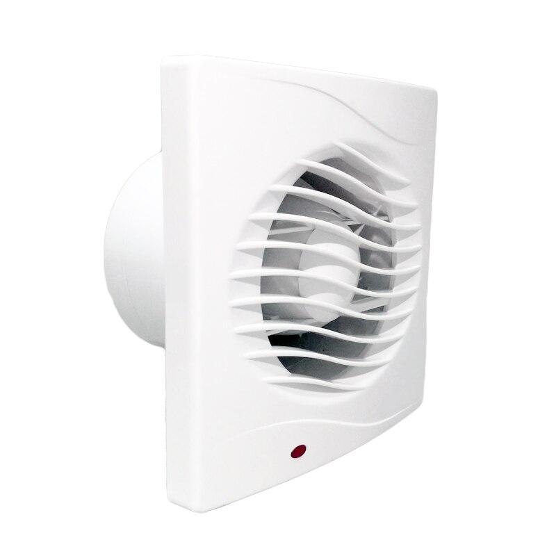 4 inch 6 inch wall ventilation fan for bathroom toilet ...