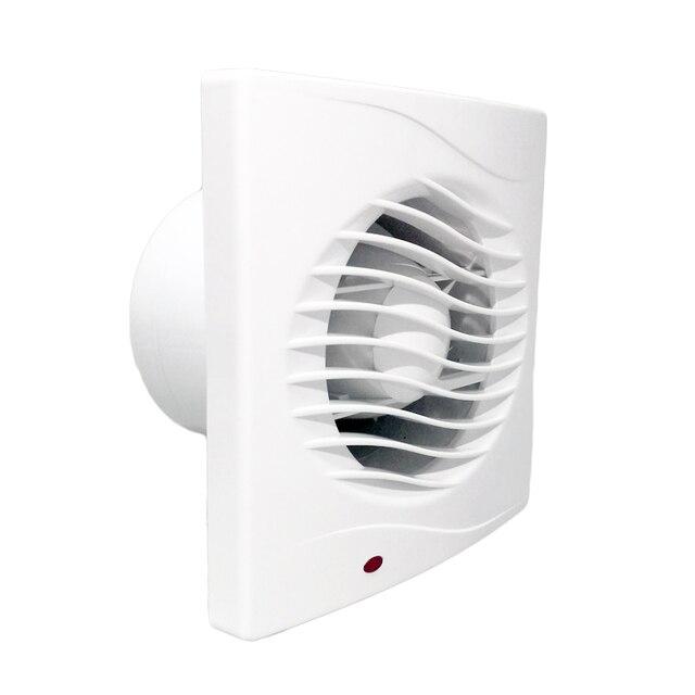 4 Pouces 6 Pouces Mur Ventilateur De Ventilation Pour Salle De Bains  Toilette Fenêtre Ventilateur Ventilateur