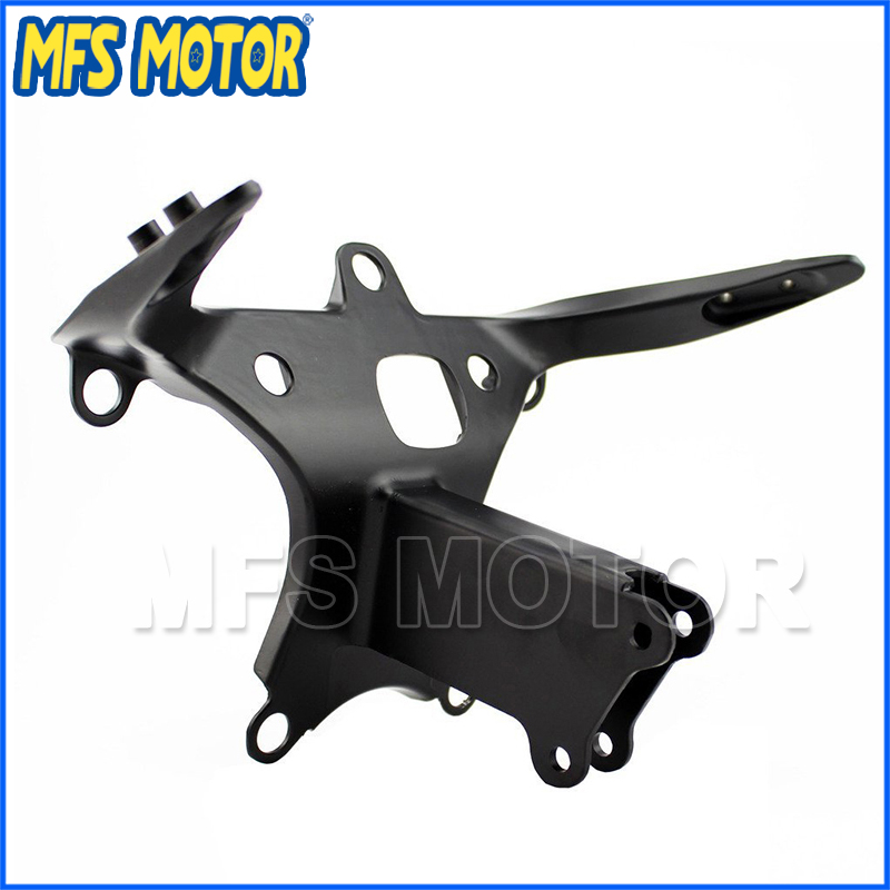 For Yamaha 00-01 YZF R1 YZF-R1 YZFR1 Upper Fairing Stay Front Headlight Bracket Head Cowling Motorcycle Parts 2000 2001