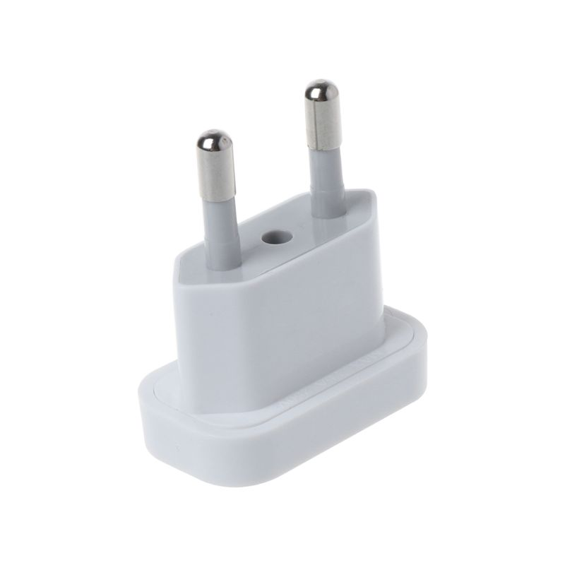 Safety Retardant Material Power Plug Converter Travel Adapter US to EU Europe High Power