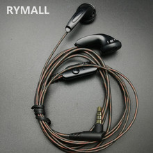 RY4S original in-ear Earphone  15mm music  quality sound HIFI Earphone (MX500 style earphone) 3.5mm L Bending hifi cable