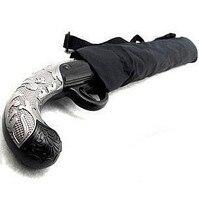 Classic Gun Folding Umbrellas Knife Umbrella Pistol Umbrella Musketoon Umbrella Personality Umbrella Gift