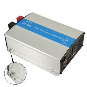 Image 5 - EPever 2000W Pure Sine Wave Inverter 24VDC 48VDC Input 110VAC 120VAC 220VAC 230VAC Output 50HZ 60HZ Off Grid Inverter  IPower