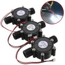 Micro Hydro Generator 80v 12v 5v 10w Dc Tap Water Flow Hydraulic Diy High Motor