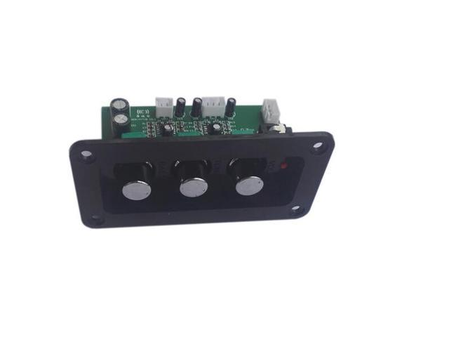 סאב NE5532 2.1 Preamp בקרת עצמת בס טרבל HIIF Loudsperker עם פנל אודיו Lossless מגבר כוח דיגיטלי