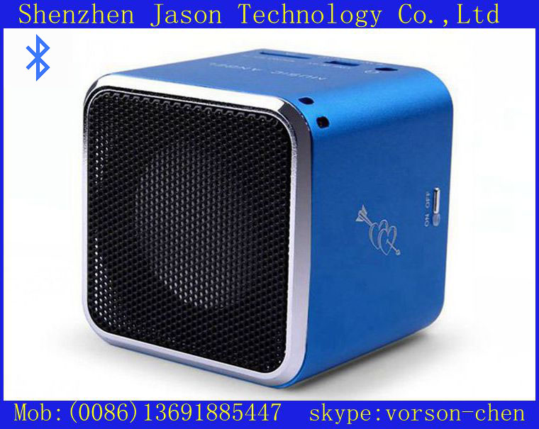 Badkamer Speaker Bluetooth : Smallest mp3 action mini bluetooth music angel speaker box in