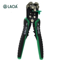 LAOA Wire Stripper Tools Professional Electrical Automatic Cable Stripping Wire Cutter Tools for Electrician Crimpping