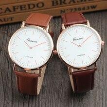 Luxury Male Clock Simple Business Quartz Men Watch Fashion D