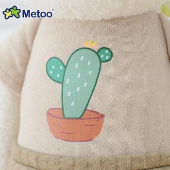 Мягкая плюшевая игрушка милый кролик Metoo 4
