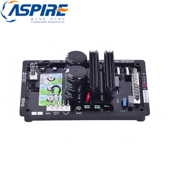 new aspire avr R450 generator automatic voltage regulator circuit board