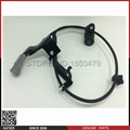 Free Shipping Rear Left Wheel Speed Sensor ABS Sensor 89546-0K070 895460K070 for Toyota HILUX 2010-2014