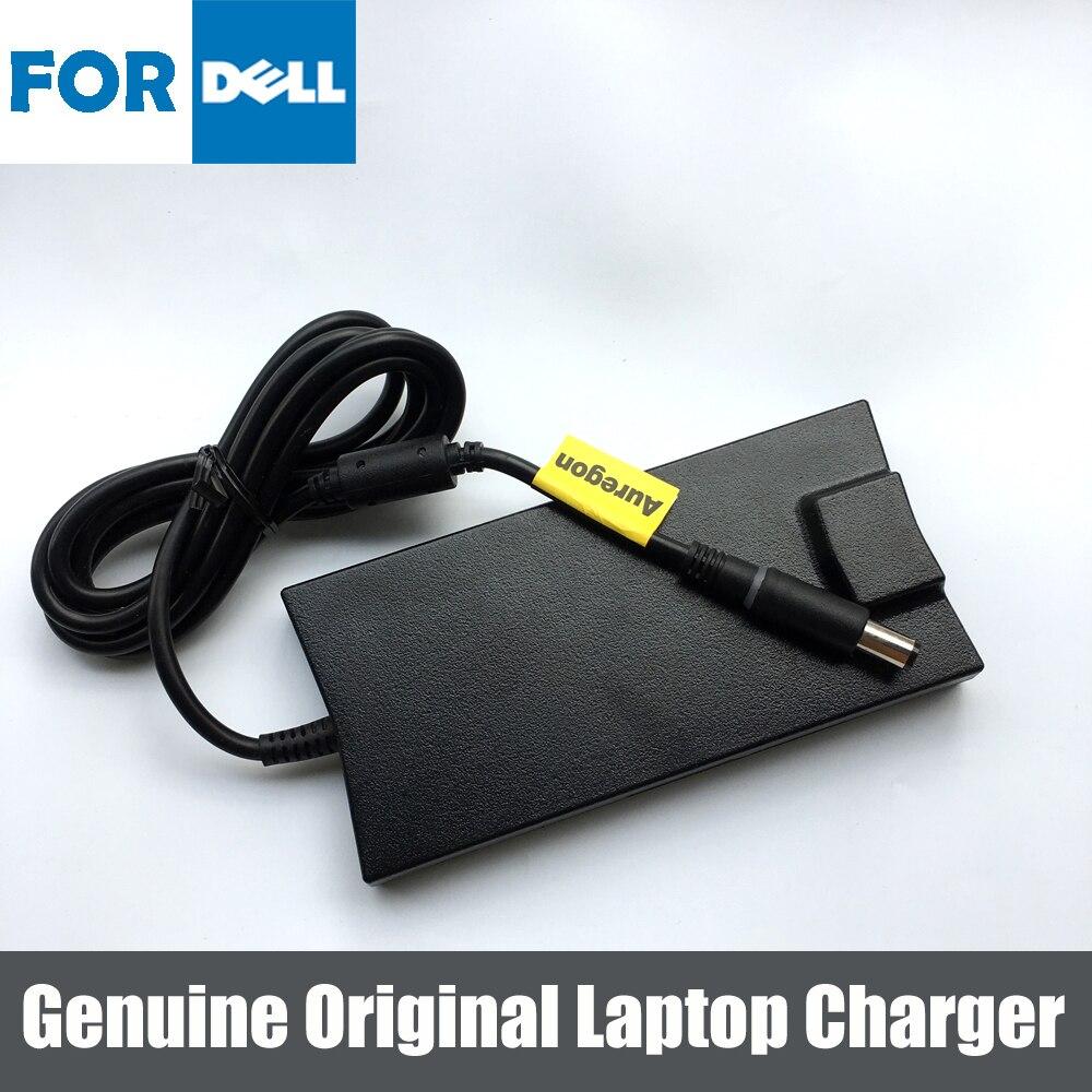Genuine Original 130W 19 5V AC Adapter Charger Power Supply for LATITUDE E4300 E5500 E5400 DA130PE1