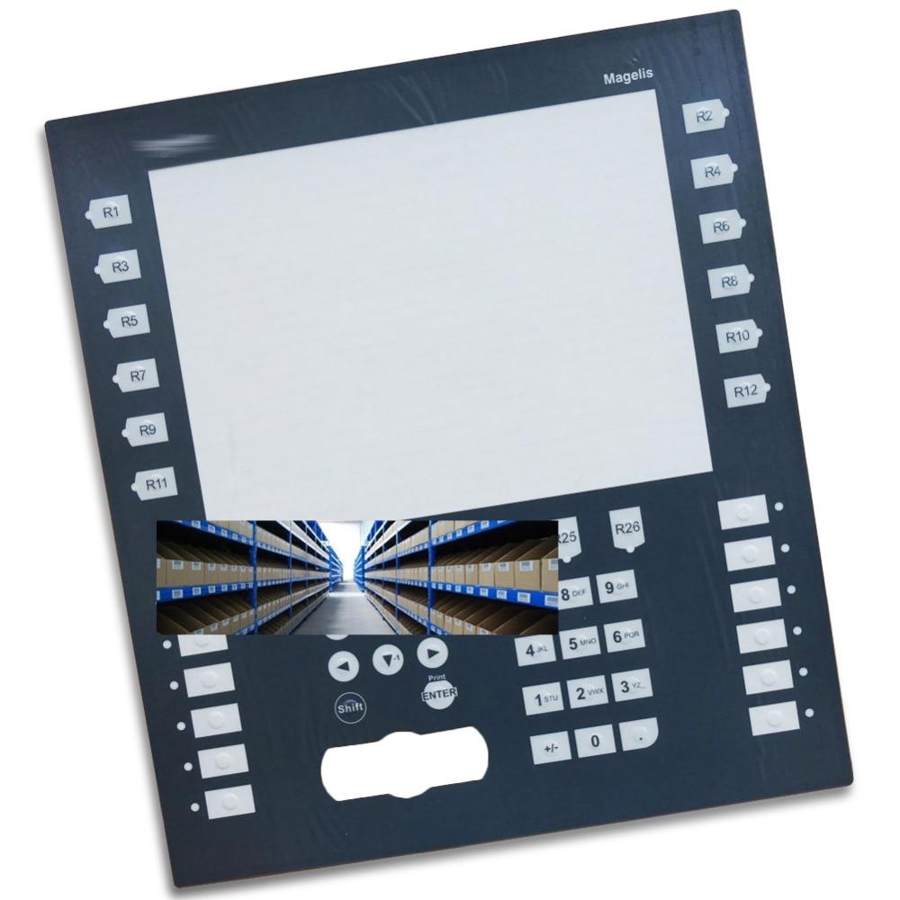 For SCHNEIDER ELECTRIC MAGELiS XBTGK5330 XBT GK5330 Membrane keypad короб schneider electric 60x40 пвх etk60340