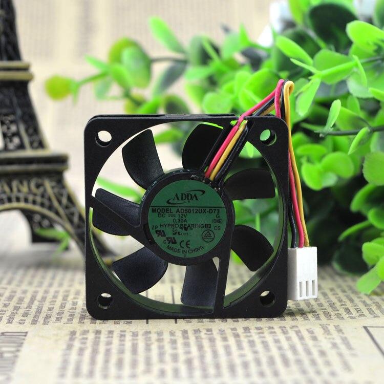 Бесплатная доставка. 5015 12 В 0.3 5 см AD5012UX-D73 программы блок управления Увлажнитель вентилятор
