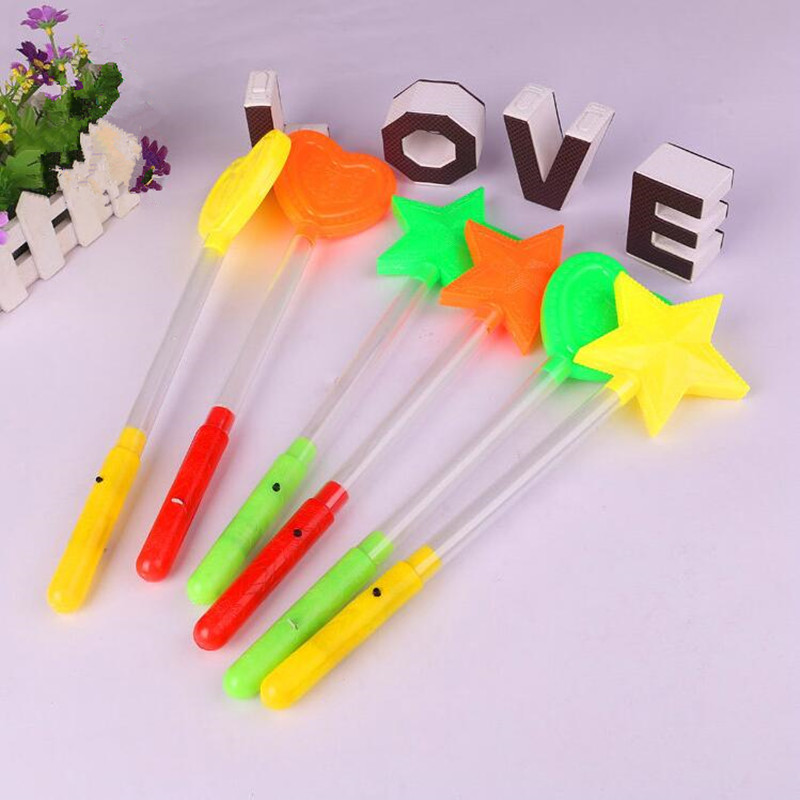 Costumes & Accessories Novelty & Special Use Bright Children Led Magic Animal Butterfly Wand Sticks Flashing Light-up Glow Spring Sticks Party Concert Cheering Props Christmas High Quality Materials