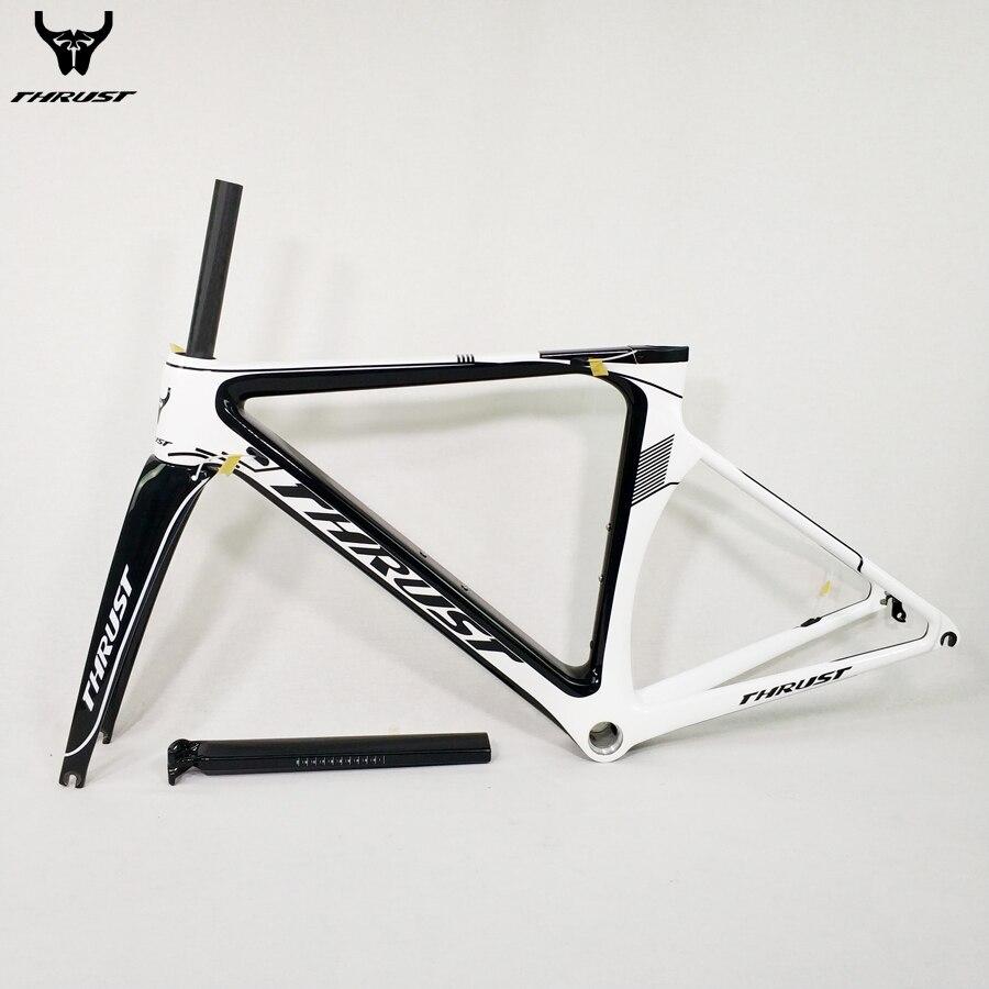 ∞Bicycle road bike carbon frame bicycle Framesets 480/500/520/540 ...