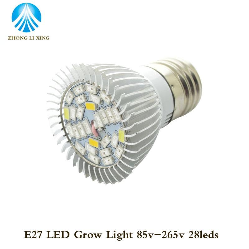 full spectrum led grow light 18w 28w 40w e27 e14 gu10 led grow lamp. Black Bedroom Furniture Sets. Home Design Ideas