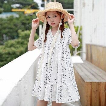 6e4afdf10 Conjuntos de ropa de verano para niñas adolescentes ropa de manga corta  Camiseta + pantalones ...